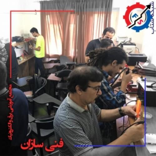 رتبه یک آموزش تعمیرات موبایل