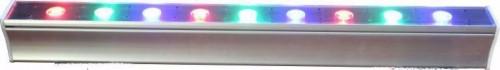 چراغ وال واشر ضد آب مولتی کالر مدل 18RWM
