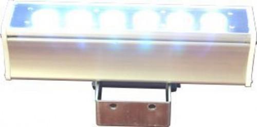 چراغ وال واشر مخصوص نما تک رنگ مدل 6RWP