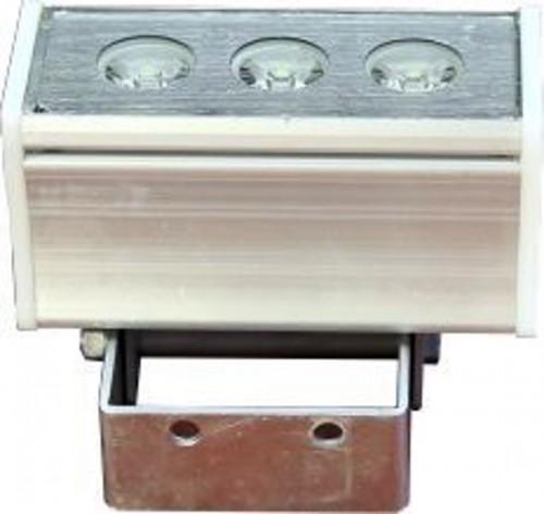 چراغ وال واشر ضد آب تک رنگ مدل 3RW