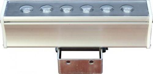 چراغ وال واشر ضد آب تک رنگ مدل 6RW