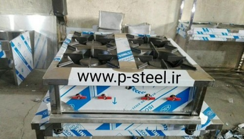 شرکت تولید تجهیزات آشپزخانه صنعتی پارس استیل