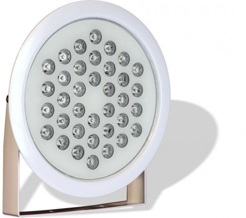 چراغ پایه دار ضد آب مولتی کالر مدل 36REMP